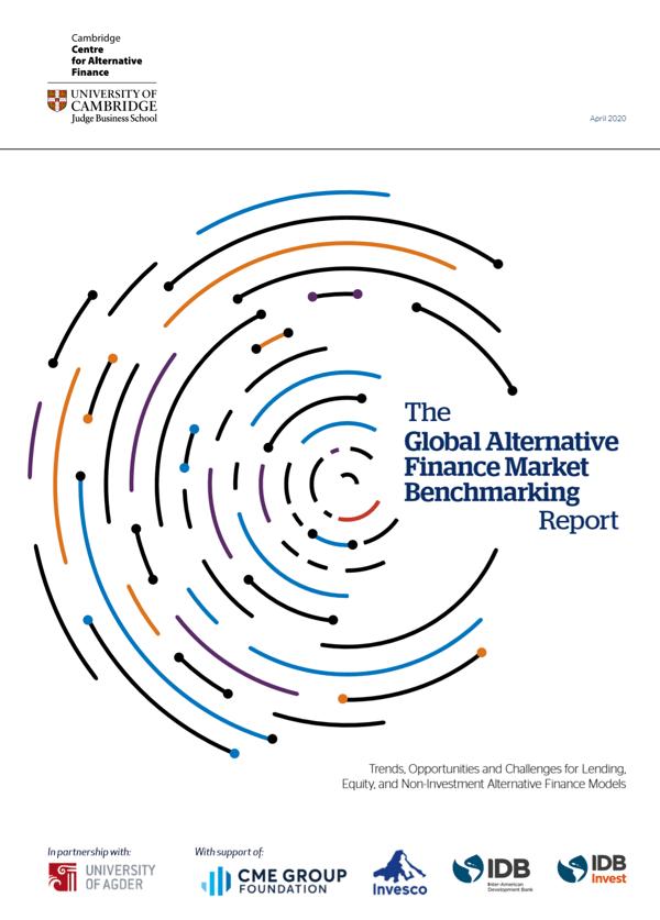Alternative Finance Report Cover