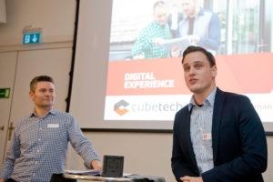 Investoren und Kreditnehmer Event mit Christoph Ackermann