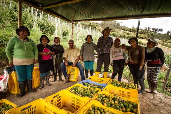Impact Investing in Kolumbien