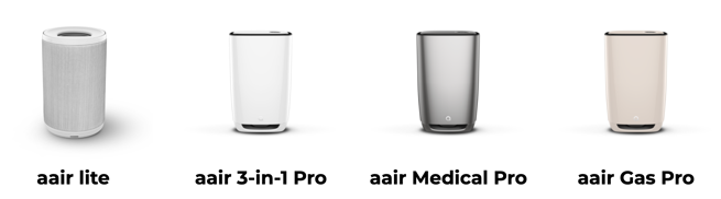 aeris produkte linie