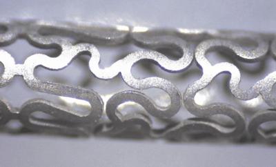 Stent aus Magnesium
