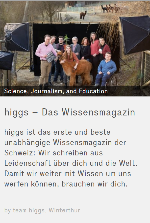 Crowdfunding Kampange higgs